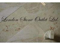Crema Royal Polished Marble Tiles 61x30cm (27m2 JOBLOT DEAL)