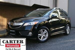 2013 Acura RDX w/Technology Package + NAVI + HEATED SEATS!
