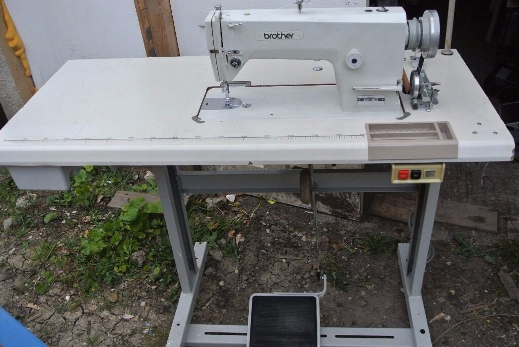 Brother INDUSTRIAL Sewing Machine Model MARK IV In Westbury On Simple Gumtree Industrial Sewing Machine For Sale