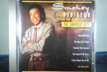 Smokey Robinson & The Miracles - Greatest Hits