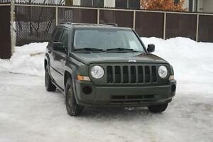 2009 Jeep Patriot North