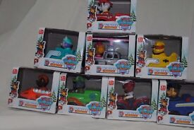Paw Patrol Action Pack with Pup (Pack of 8) kid toy