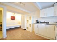 Hendon Way - Lovely ground floor studio flat offered on a furnished idea for single person