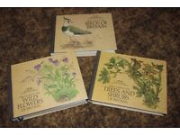 Field Guides - Readers Digest - 3 Volumes - As New Condition