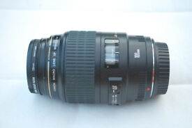Canon EF-S 100mm lens