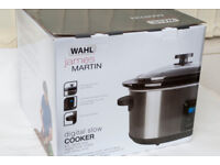 James Martin by Wahl Digital Slow Cooker 4.7L Brand New nearly 5L