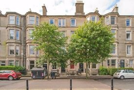 Bright & Spacious 1 bed flat minutes away from Leith Walk available SEPTEMBER NO FEES!!
