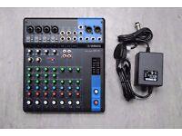 Yamaha MG10 Mixing Desk £95