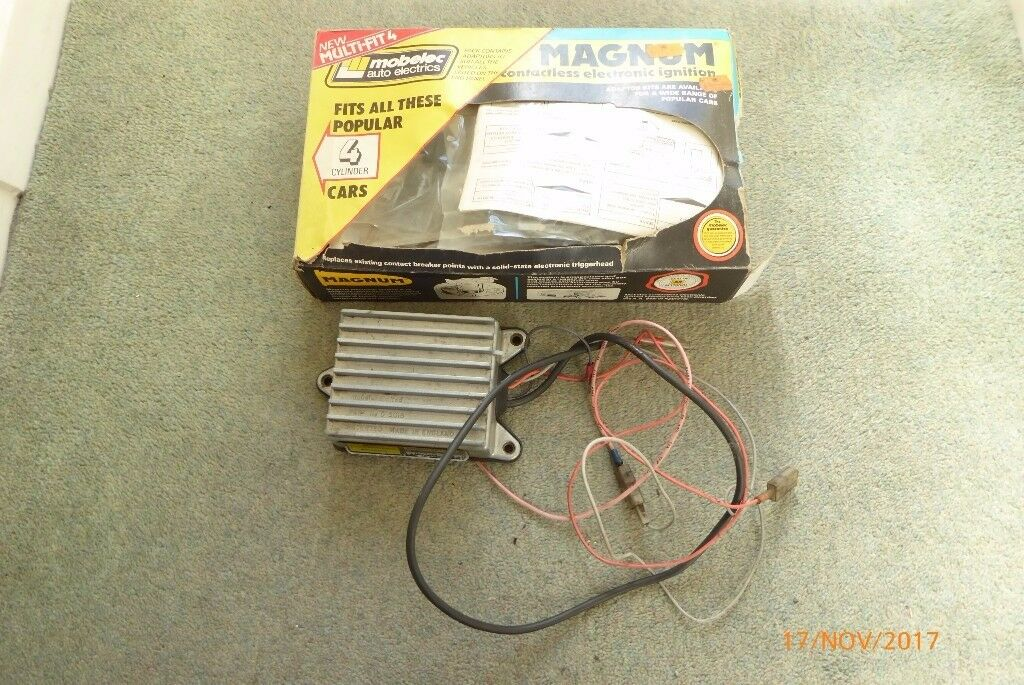Mobelec Magnum Electronic Ignition Kit In Stourbridge