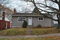 Cute 3 Bedroom Bungalow in Moncton Hospital Area