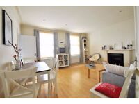 Priory Road - Lovely 2nd floor one bedroom flat with wood flooring and either furn or unfurn