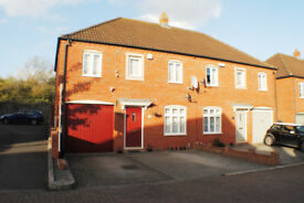 *NO AGENCY FEES TO TENANTS* Modern 3 bedroom house with off-street parking available now
