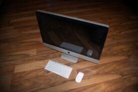 """Apple iMac A1312 27"""" Desktop - MC813B/A (May, 2011) - 8GB Memory"""
