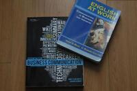 1ST YEAR BUSINESS ADMINISTRATION BOOKS FOR SALE!