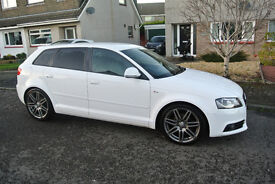 Audi A3 Black Edition 1.8Tfsi 2009 5d White