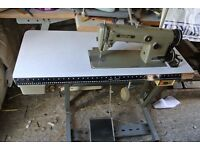 BROTHER Industrial sewing machine Model DB2-B755-3 Single Phase,