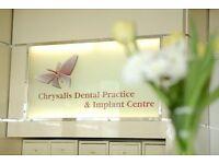Full/ Part time trainee dental nurse.