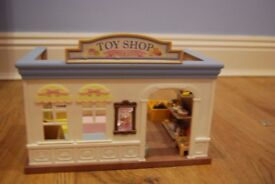 Sylvanian Families - Sweet Shop and Toy Shop