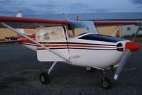 REDUCED!! 1957 Cessna 172 STOL