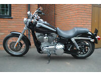 Harley Davidson FXDCI Dyna Super Glide Custom One Owner and 4000 Miles Only