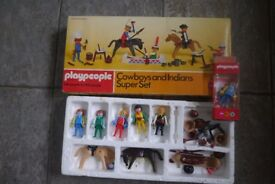 Playpeople Cowboys and Indians Superset - Model 1730.
