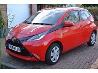 Toyota Aygo 1.0 VVT-i x-play 5dr £5700