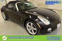 2006 Pontiac Solstice Base, LEATHER, CONVERTIBLE, CD
