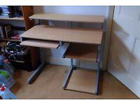 Large computer / office desk