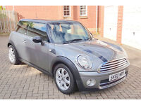 MINI Cooper D 'Graphite Special Edition' with Chili Pack 2010/60