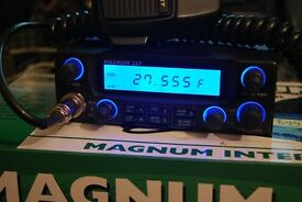 MAGNUM 257 MULTIMODE CB/HAM RADIO TRANSCEIVER