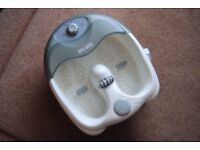 Footspa - unused, unwanted gift. Excellent Condition - £20