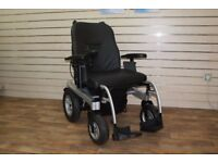 Heavy Duty Power Chair with 32 stone weight limit and air suspension