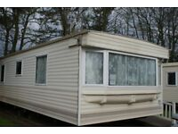 Haggerston Castle caravan hire....sleeps up to 8....FAMILYS ONLY.