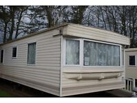 Haggerston Castle Caravan for hire ( sleeps up to 8. ( FAMILIES ONLY )