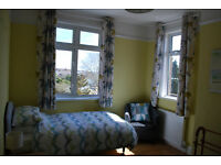 Portsmouth outskirts. Nice double sized room for single person.