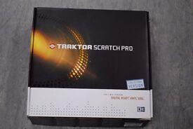 Traktor Scratch Pro Brand New Unused £350