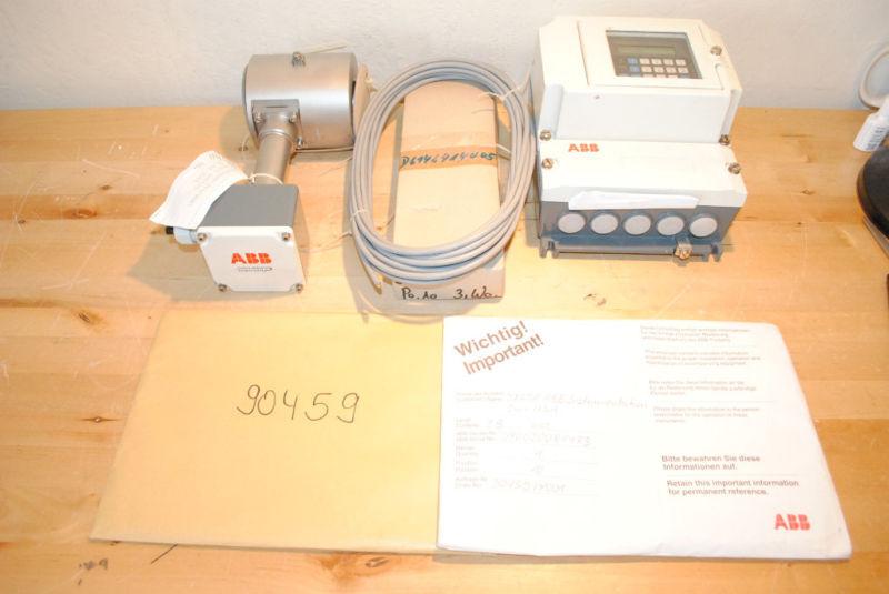 ABB 50VM1000 Signal Converter Flowmeter Sensor w/ 10V_1000