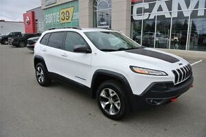 2014 Jeep Cherokee Trailhawk**GPS**CAMERA RECUL**