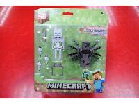 Minecraft Series #2 Spider Jockey Pack Brand New Original Packaging £5.99