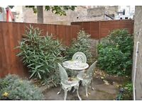 2 double bedroom period converstion Garden flat minutes from Oval underground station