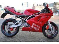 Sachs XTC 125, Stunning Bike, Long MOT **RIDE AWAY TODAY**