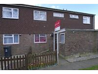 A well located three bedroom house to rent in central Kingston. Willingham Way.