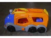 Carousel Car Transporter Toy
