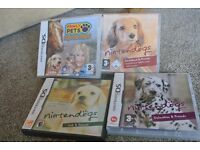 4 DS games for animal lovers