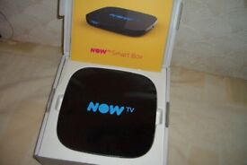 Brand New Now TV Smart Box - Freeview. HD. Pause . Rewind live TV