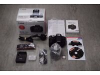 Canon EOS 700D with 18-55mm Kit Lens Boxed £400