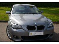 £0 DEPOSIT FINANCE**(57) BMW 5 Series 2.0 520d M Sport 4dr ***HUGE SPEC*** 12 MONTH MOT***PART EX