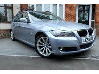 2009 BMW 320D ES Business Edition Touring Auto, £6k+ Extras, Low Mileage