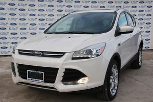 2016 Ford Escape Titanium*Ford Exec Demo*AWD*Leather*NAV