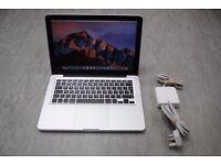 "Apple MacBook Pro 13"" Mid 2012 A1278 £580"